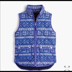 J Crew XL Vest